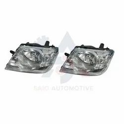 Front Headlamp Headlight For TATA XENON Replacement Genuine / Aftermarket Auto Spare Part