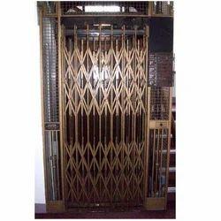 Mild Steel Cage Elevator