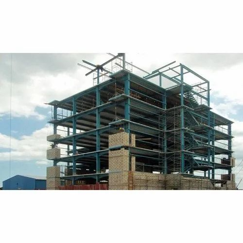 Commercial Building Construction, India