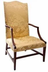 venus Teak Wood Wooden Arm Chair, No Of Legs: 4, Standard