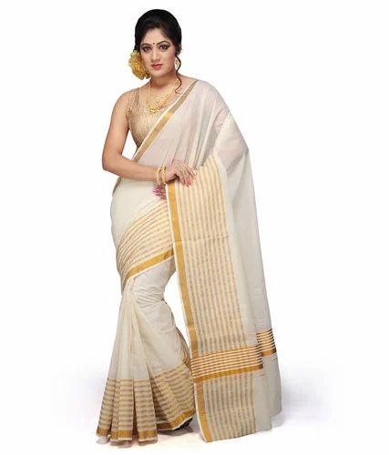a2b1c2e4d7 sarees - Selvamani Tex Cotton Kerala Kasavu Zari Saree Ecommerce ...