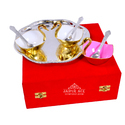 Jaipur Ace Multi Color German Silver Gifts Items