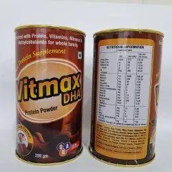Vitmax Dha Protein Powder