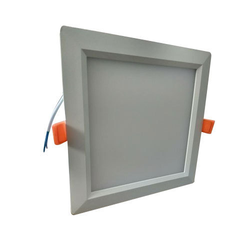 Brightica Cool White LED Slim Square Panel Light