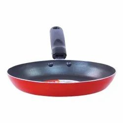 Nirlon Tapper Pan Red And Black