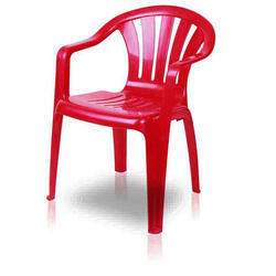 Nilkamal plastic Chair 2005
