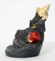 Decora Craft Smoke Lord Bal Ganesha Fountain Statue