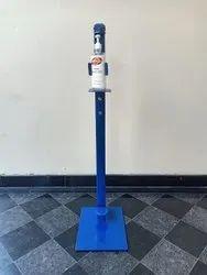 Excellent Metal Foot Operated Hand Sanitizer Dispenser, Capacity: Adjustable