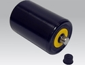 Black Rubber Conveyor Rollers
