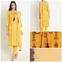 Cotton Lawn Embroidered Suit