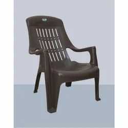 Sky Furniture Relax Brown Plastic Chair