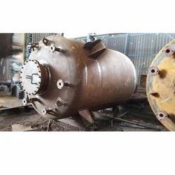 MS Pressure Vessel Tank