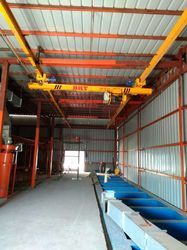Under Slung I Beam Type EOT Crane