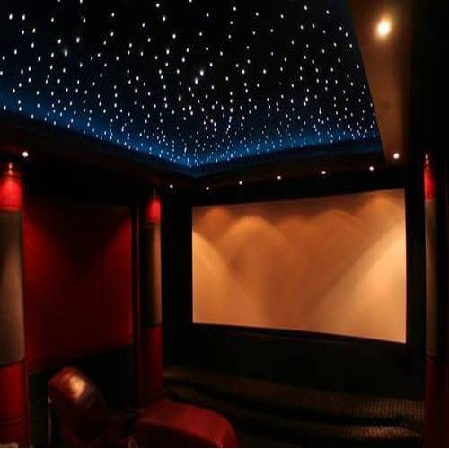 home theater fiber optic light