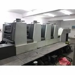 Komari Lithron 428 Offset Printing Machine