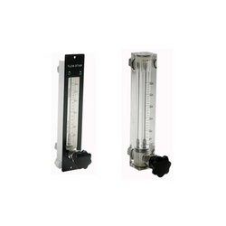 Low Flow Acrylic Plastic Body Rotameters