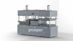 Semi Auto Paper Pulp Molding Machine
