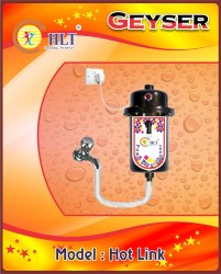 HLT Portable Instant Water Geyser