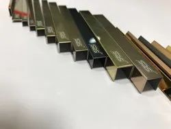 SDS Stainless Steel T Shaped Profiles