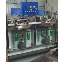 Manual Soda Water Rotary Machine