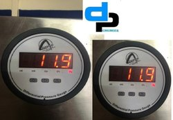Aerosense Digital Differential Pressure Gauge Model CDPG -20L-LED Range 0-5000 PA