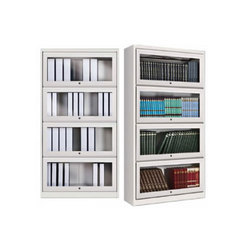Library Book Shelf Cabinet