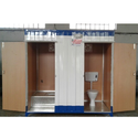 Fabricated Portable Toilets