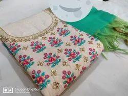 KT30D Ladies Dress Material