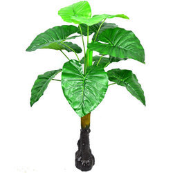Green Artificial Plants