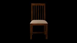 Wood Dinning Chairs