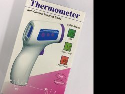 Non-Contact QX-TG018 Infrared Thermometer