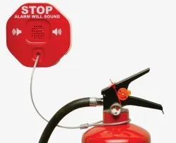 Anti Theft Fire Alarm Device For Fire Extinguishers