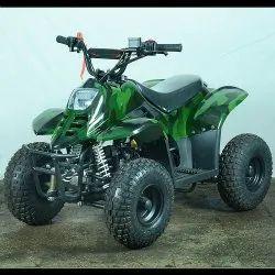 80cc Military Green Junior ATV