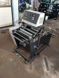 Semi Automatic House Foil Rewinding Machine