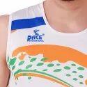 Pace International Printed Sleeveless for Men