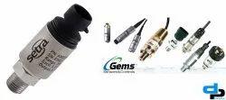 Setra 3100B0060G01B Pressure Transmitter 0-60 Bar