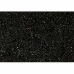 Black Galaxy Granite Stone Slab, Thickness: 16-20mm