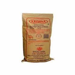 Krishna Skimmed Milk Powder, Packaging Type: PP Bag