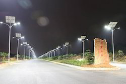 Road Solar Street Lighting System