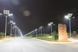 Road Solar Street Lighting System