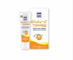 Gluta-C Facial Day Cream with SPF 25, for Personal