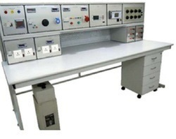 R&D Instrument Electrical Test Bench