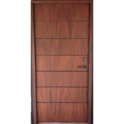 Woodtech Brown Flush Doors, For Home