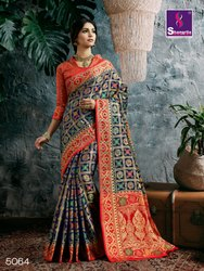 Shangrila Fine-weaving Heritage Collection Presents Pure Silk Patola Sarees