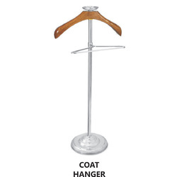 Stainless Steel Coat Hanger Stand For