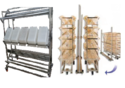 Cage Drying Racks
