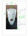 Flexo Frp Water Free Urinal