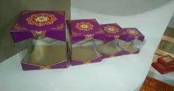 Chocolate Modak Box