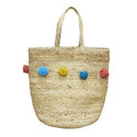 Natural Jute Color Braided Storage Baskets