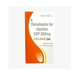 Celdaz 200mg Dacarbazine Injection